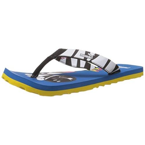 3692a6aa499e Buy Puma Unisex Zebra Jr DP. Nylon Flip-Flops and House Slippers ...