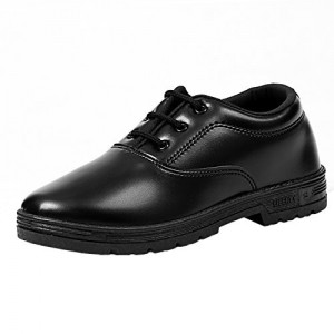 9596e8b2f Liberty Boy s Black Lace Up School Shoe