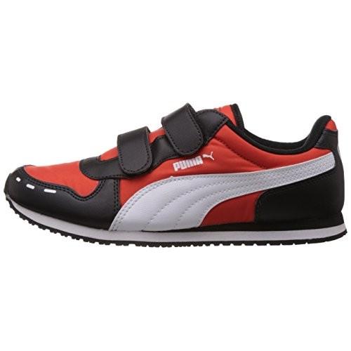 Puma Unisex Cabana Velcro Jr Dp Sneakers