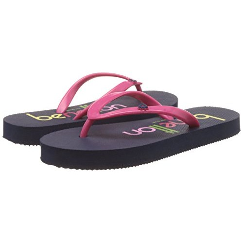 United Colors of Benetton Girl's Flip-Flops and House Slippers