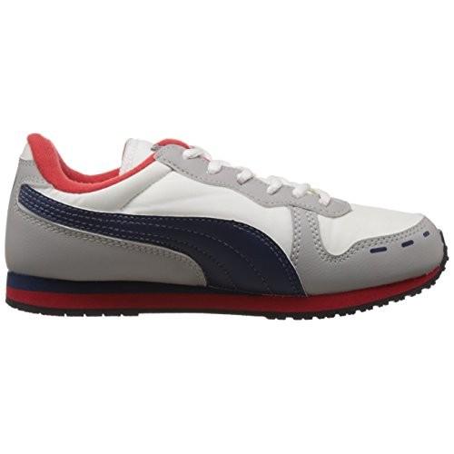 Puma Unisex Cabana Racer Jr Dp Mesh Sneakers