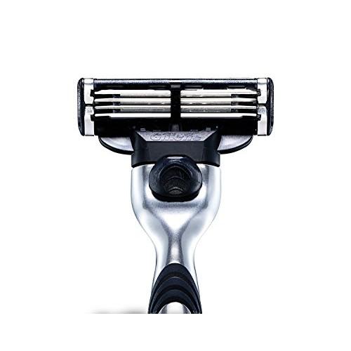 Gillette Mach Manual Shaving Razor