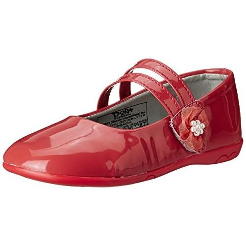 DORA Girl's Espadrille Flats