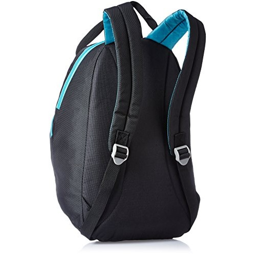 American Tourister 13 Ltrs Black Backpack (Flint Backpack 01)