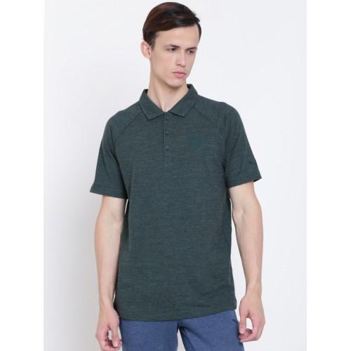 17dd831db0e Buy Puma Olive Green Ferrari ll Solid Polo Collar T-shirt online ...