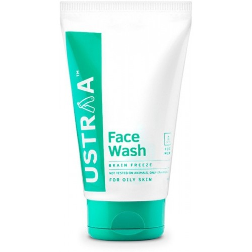 Ustraa By Happily Unmarried Tube-Brain Freeze Face Wash