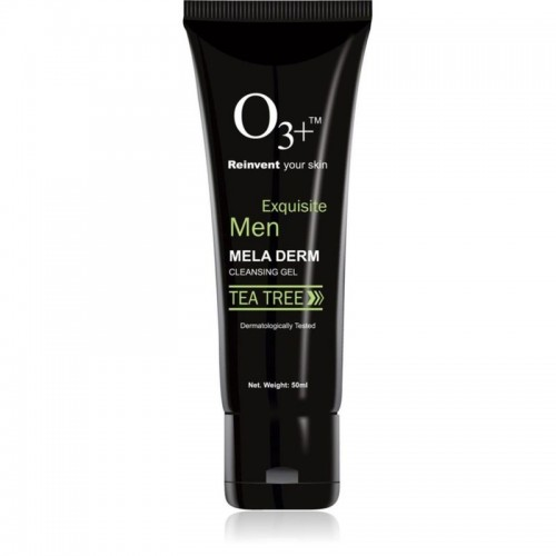 O3+ Men Tea Tree Mela Derm Cleansing Gel