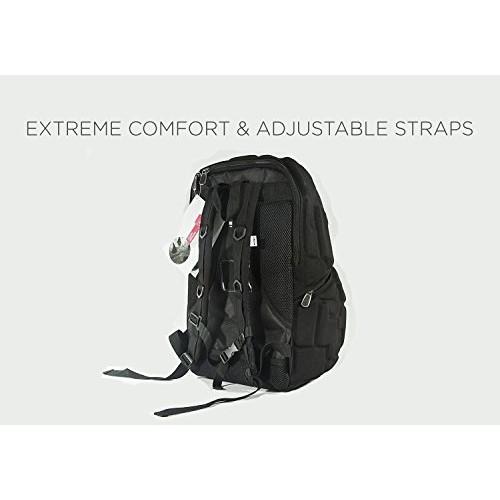 af4239e417bd ... Essot Tetris Design Shock Absorbing Water Resistant Oxford Material Laptop  Backpack for laptops and notebooks upto ...