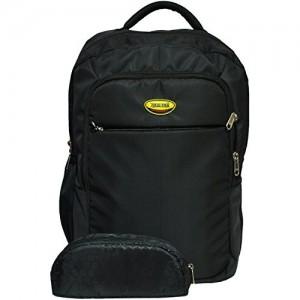 New Era 30 Ltr Black Laptop Backpack 954d2a1a6cdda