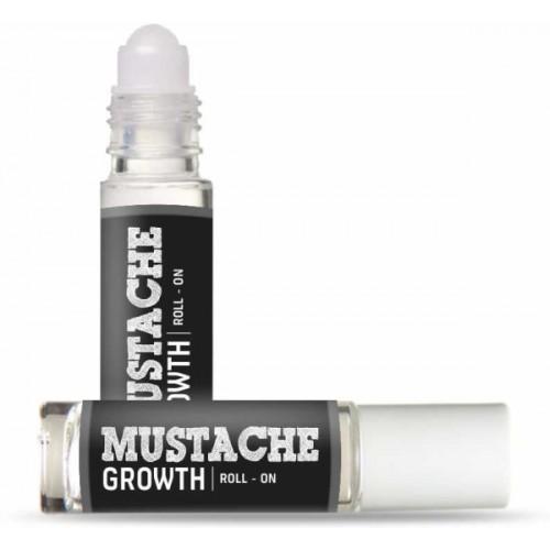 Beardo Mustache Growth Roll-on Hair Oil