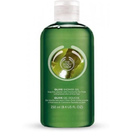 The Body Shop Olive Bath Shower Gel