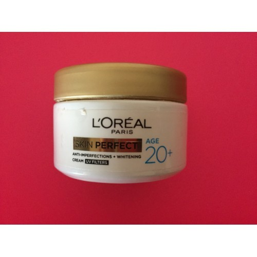 L'Oreal Paris Skin Perfect 20+ Anti-Imperfections Cream, 50g