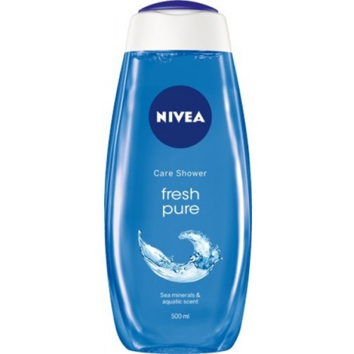 Nivea Fresh Pure Care Shower Gel