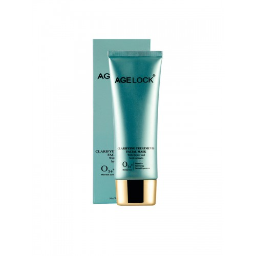 O3 Unisex Agelock Clarifying Treatments Facial Mask