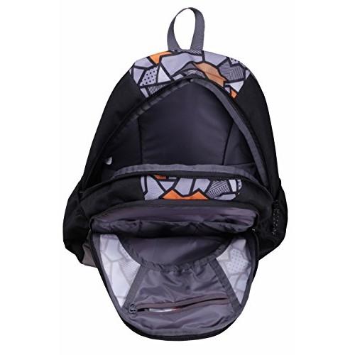 F Gear Shielder 3D 24 Ltrs Orange Casual Backpack (2295)