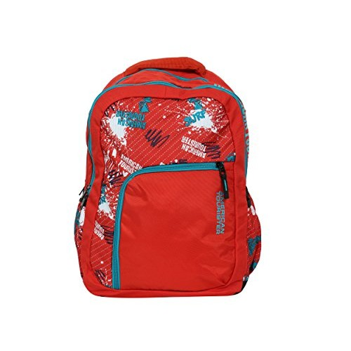 b82c77acb5c1 Buy American Tourister Casual Backpack 2016 - CODE 05-Orange online ...