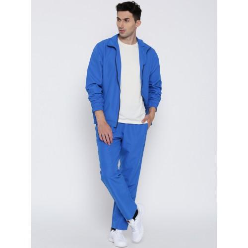 faf42497 Buy Reebok Blue Essential Tracksuit online | Looksgud.in