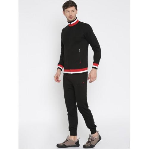 Sports52 wear Black Tracksuit