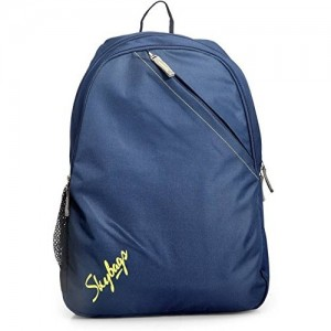 Skybags Brat Blue Casual Backpack
