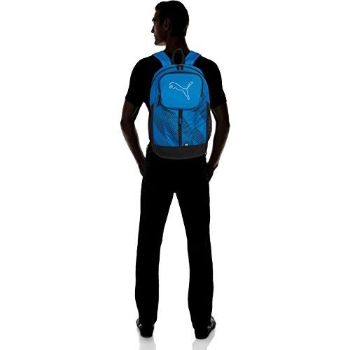Puma 26 Ltrs Electric Blue Lemonade Casual Backpack (7410504)