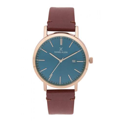 Daniel Klein Men Blue Analogue Watch DK11525-4