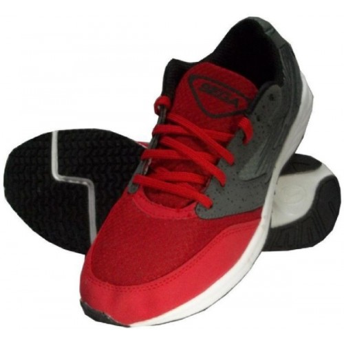 sports shoes 89a73 ae798 Buy SEGA Gray Law Ankle Running Shoes online | Looksgud.in