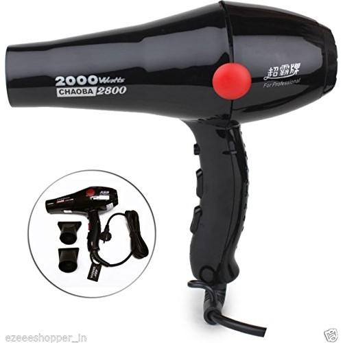 Shoptoshop Professional Hair Dryer Cum With High Pressure Wind Choba 2800