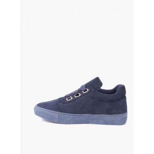 Lovely Chick Navy Blue Casual Sneakers