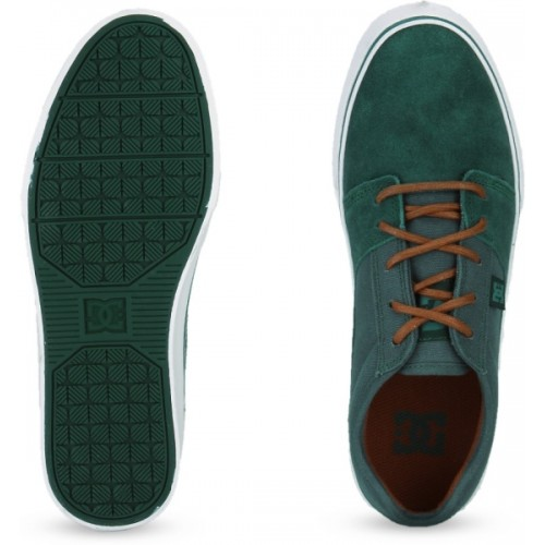 DC TONIK Green Sneakers