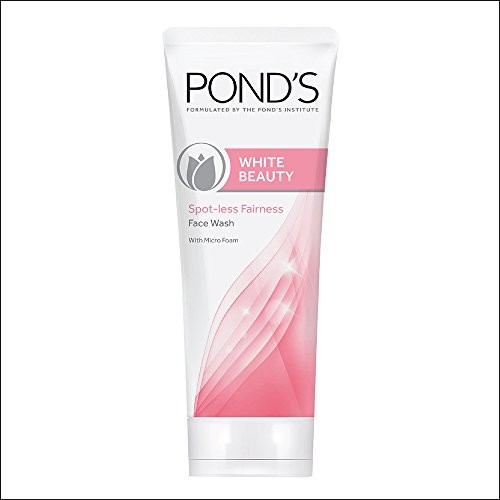 POND'S White Beauty Daily Spotless Lightening Facial Foam,50 g