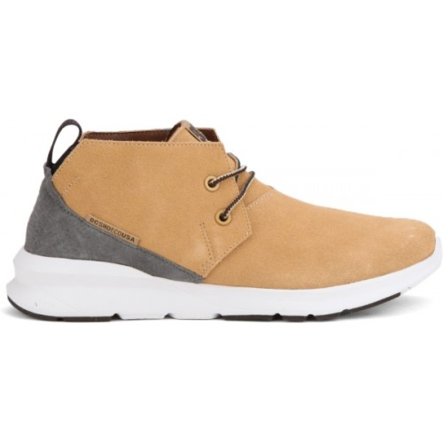 DC Tan Solid Boots