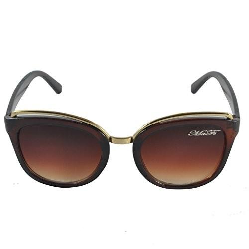 Mafs Gradient Classic Cateye Unisex Sunglasses(Mafs Dsc-41|40)