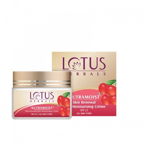Lotus Herbals Daily Moisturising Creme with SPF 25