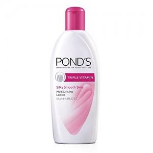Pond's Triple Vitamin Moisturising Body Lotion,300 ml