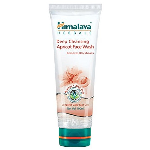 Himalaya Herbal Deep Cleansing Apricot Face Wash, 100ml