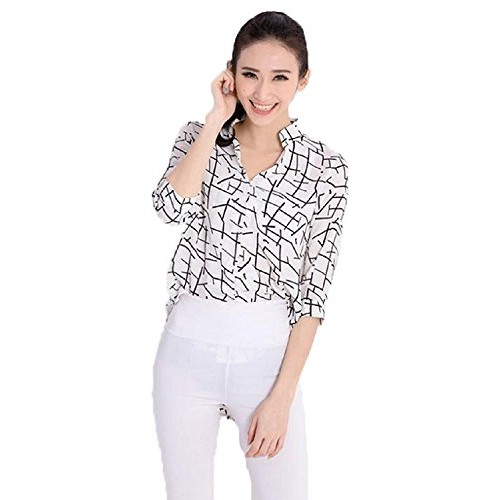 acf7019dd ... OSLC Women's Shirt Tops for Women Girls Ladies Latest Stylish Designer  Partywear Western Collection ...