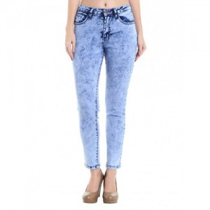Tarama light blue denim jeans
