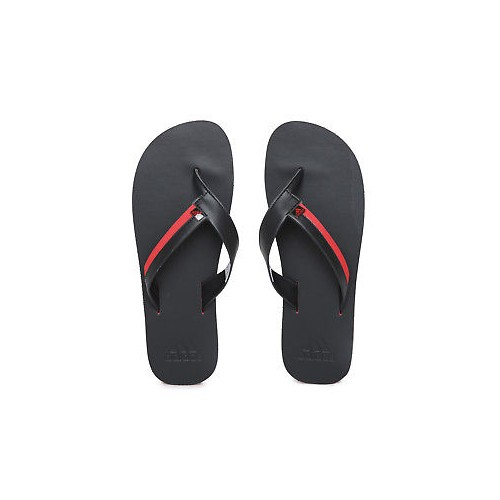 7c78583253f66c Buy Adidas Men Black   Red Brizo 3.0 Flip-Flops online