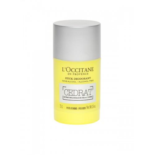 LOccitane en Provence Men Cedrat Stick Deodorant