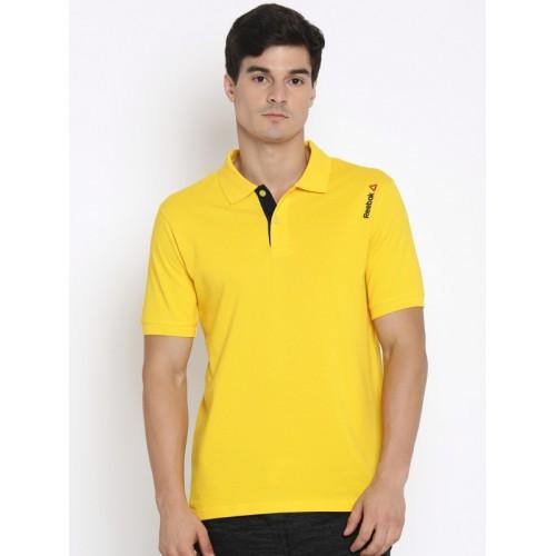 reebok t shirt with collar