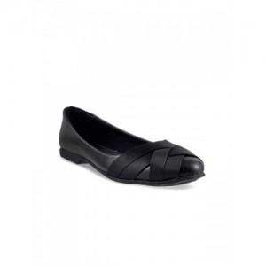 Mochi Black Belly Shoes