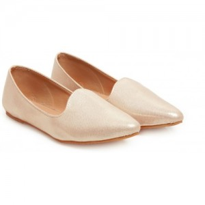TEN Gold Synthetic Leather Bellies
