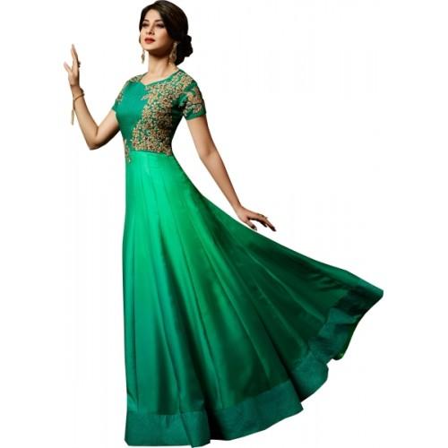Fashion Basket Anarkali Gown