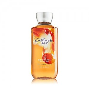 Bath and Body Works Cashmere glow With Shea & Vitamin E Shower Gel 236 mL