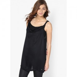 eac123b511934c Buy Kaaryah Formal Sleeveless Solid Women s Yellow Top online ...