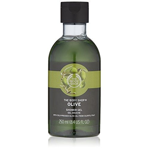 The Body Shop Shower Gel Olive, 250ml