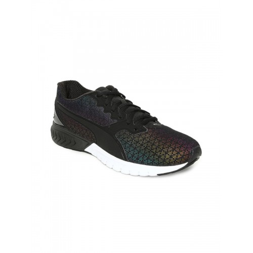 77d9d4a6a607 Buy Puma Women Black IGNITE Dual Prism Running Shoes online ...