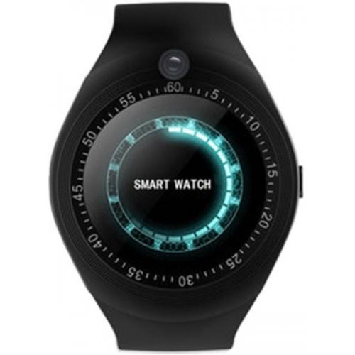 IBS 1.54 Bluetooth Support Black Smart watch