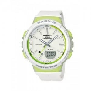 CASIO Women White Chronograph Watch BGS-100-7A2DR