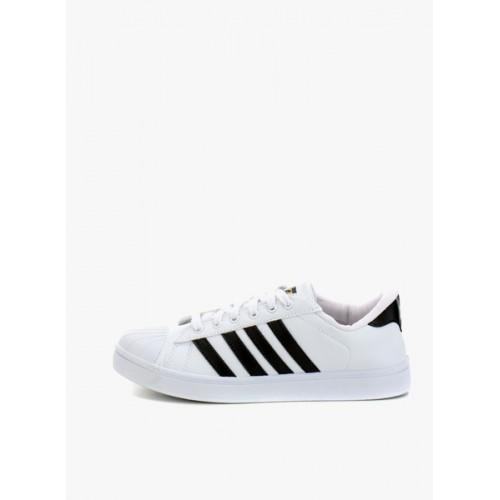 Sparx sm323 Sneakers For Men(White, Black)